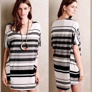 ANTHROPOLOGIE Puella Knit Elevation Tunic Dress